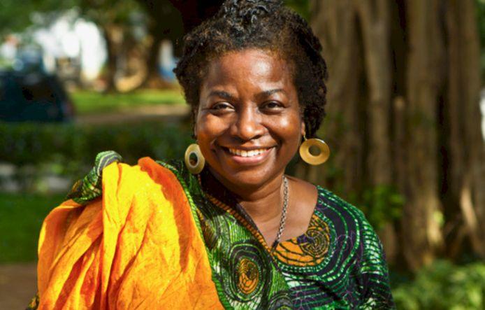 Natalia Kanem, directrice van het VN-bevolkingsfonds UNFPA.