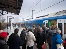 Station Stadshagen in Zwolle opent eind 2019: langer perron, en korte stops