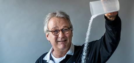 Door uitvinder Marc (57) is er straks mogelijk gratis drinkwater op kurkdroge plekken in de Sahara