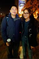 Joey Ouyang en Meitou Hoeksma