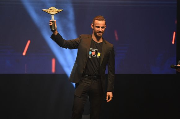 Victor Campenaerts won de Patrick Sercu Trofee.