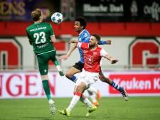 Bizar einde van raar seizoen voor FC Den Bosch: 'Dit hebben we niet verdiend'