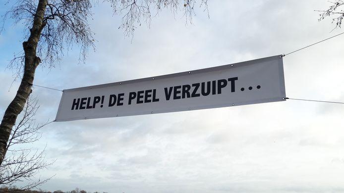 Actie Help De Peel Verzuipt.