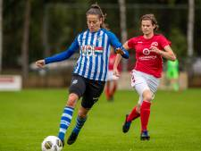 Vrouwen FC Eindhoven in topper niet langs Saestum