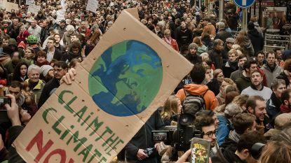 70.000 man in Brussel Een serieus signaal voor het klimaat