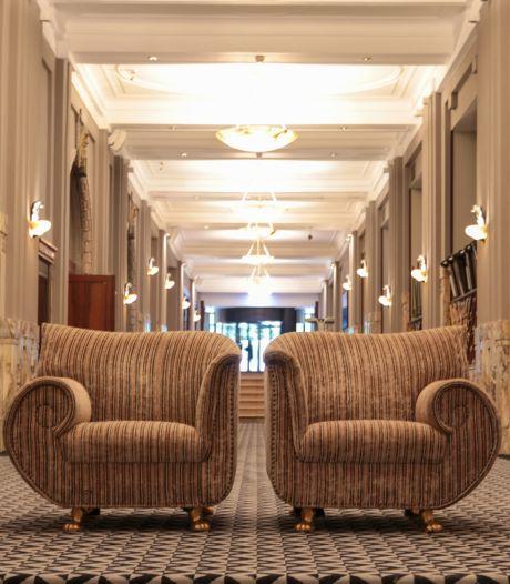 Grace Kelly s'est peut-être assise dans ce canapé: le Palace Hôtel met son mobilier aux enchères