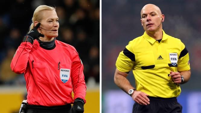 Ex-topref en eerste vrouwelijke arbiter in Bundesliga stappen in huwelijksbootje