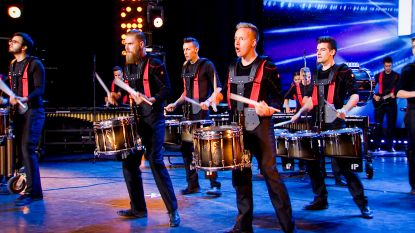 Percussie-ensemble DrumSpirit niet naar Amerika, WK in april  is afgelast