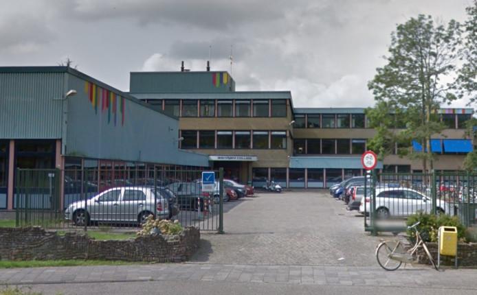 Het Ashram College in Alphen.