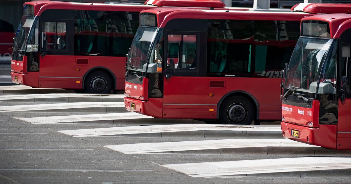 Hele dag geen bussen in Twente en de Achterhoek - Tubantia