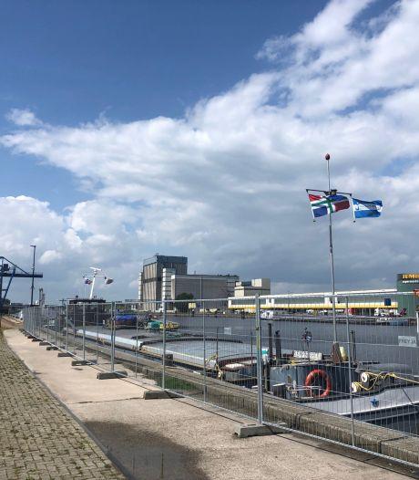 Schip met zeer dodelijke concentratie giftig graan ligt in Veghelse haven: 'Ging maar net goed voor bemanning'