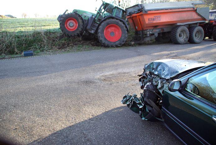 Ongeluk in Groenlo