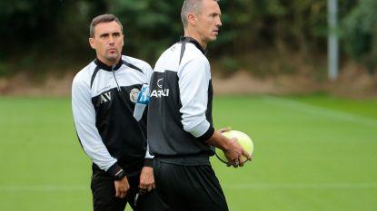 Keeperstrainer nationale ploeg weg op Daknam: Erwin Lemmens neemt ontslag bij Lokeren
