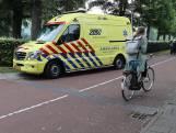 Fietser zwaargewond bij botsing met andere fietser in tunneltje in Eindhoven