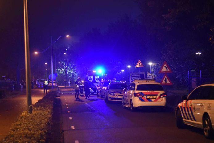 Ernstig ongeluk in Rucphen