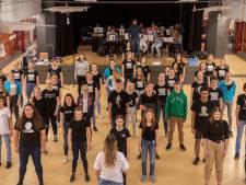 Gedicht oud-leerling inspiratie voor musical 'Zuidwal' van Knip