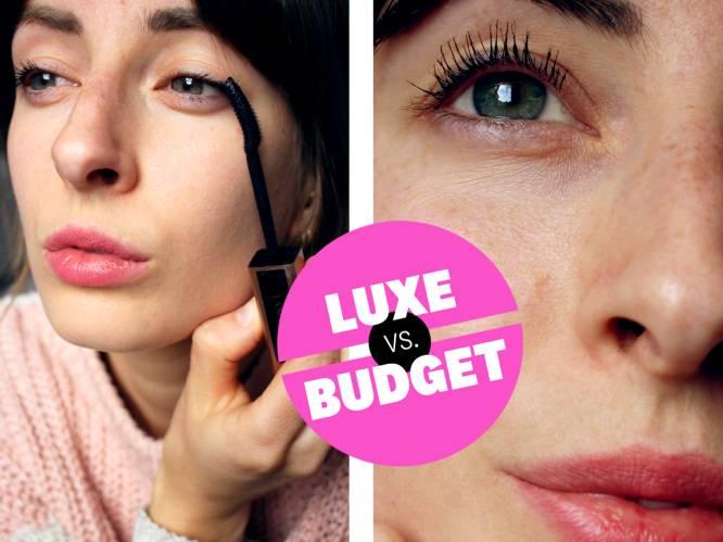 """Beautyredactrice Sophie vergelijkt dure en goedkope mascara's. """"Mijn nieuwe favoriet kost nog geen 15 euro"""""""