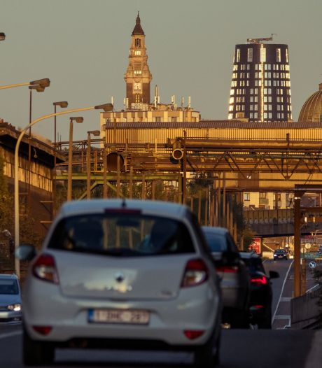 Gros embarras de circulation à prévoir dès ce lundi à Charleroi