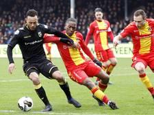 Van de Graaf fluit Heerenveen-Go Ahead Eagles
