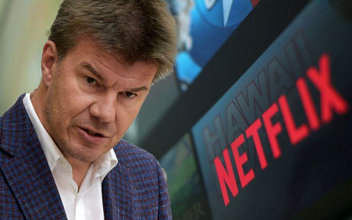 """Minister Sven Gatz (Open Vld): """"Zo kunnen we het Vlaams media-ecosysteem versterken."""""""