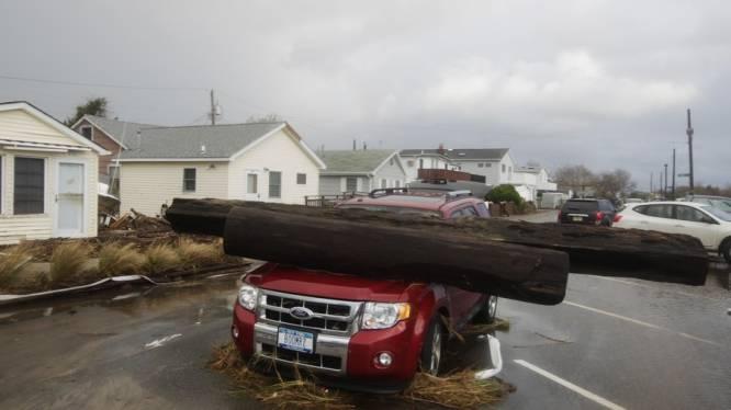 Herbeleef hoe Sandy over de oostkust van de VS raasde