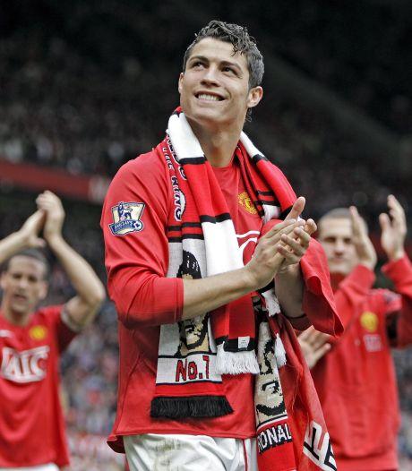 Cavani staat rugnummer 7 af aan Ronaldo: 'Ik kan niet wachten om alle fans op Old Trafford weer te zien'