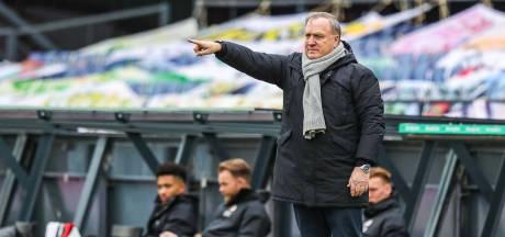 Advocaat heeft weinig te kiezen tegen FC Utrecht: 'Sinisterra heeft een jasje uitgedaan'
