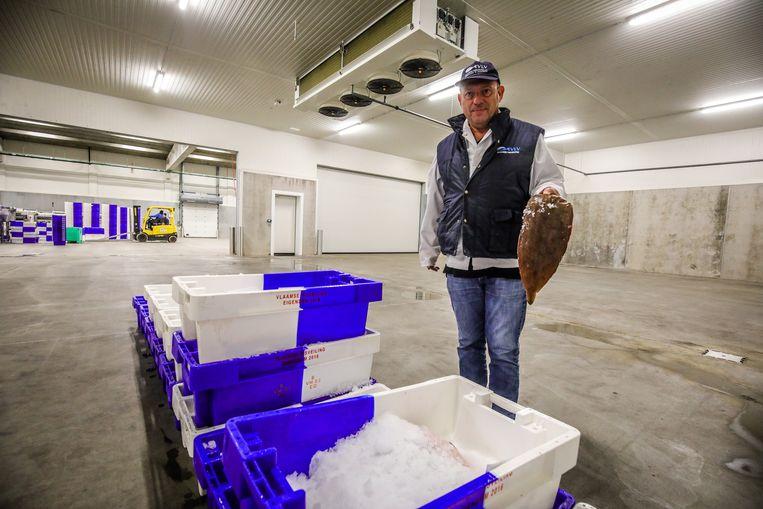 Commercieel medewerker Jan Buisseret.