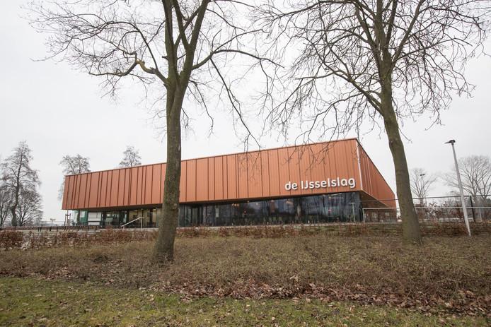 Zwembad IJsselslag in Zutphen.