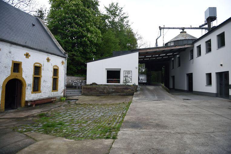 De Ruisbroekmolensite in Bierbeek.
