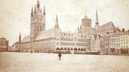 Yper Museum tikt oude foto's op de kop