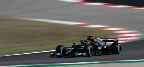 Deuxième victoire de la saison pour Lewis Hamilton