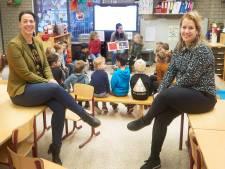 De Toermalijn en Delta in Heesch krijgen als nieuwe school ook een nieuwe naam