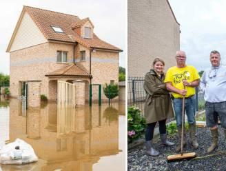 """Lot onder water: """"Grote solidariteit. De burenruzies zijn plots verdwenen"""""""