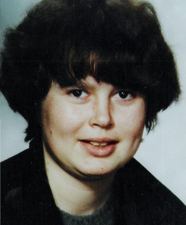 'Er moet toch iemand iets gezien hebben toen Ilse Stockmans op 17 februari 1987 rond 16 uur op de trein naar Aarschot stond te wachten in het station van Leuven?'  Beeld BELGA/CHILD FOCUS