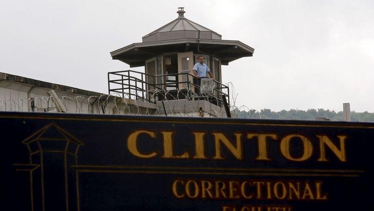 De gevangenis waaruit het tweetal ontsnapte. Beeld reuters