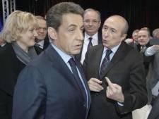 Sarkozy salue la fermeture de Megaupload