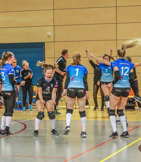 Wedstrijd Regio Zwolle Volleybal uitgesteld vanwege coronagevallen bij VC Sneek