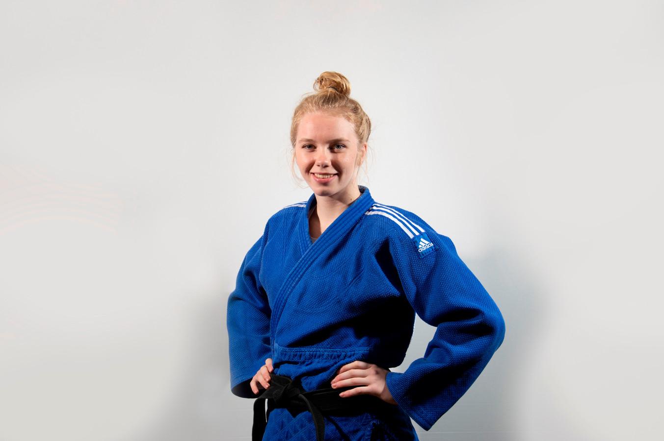Brons op de Grand Prix van Tasjkent voor de Markelose judoka Hilde Jager.