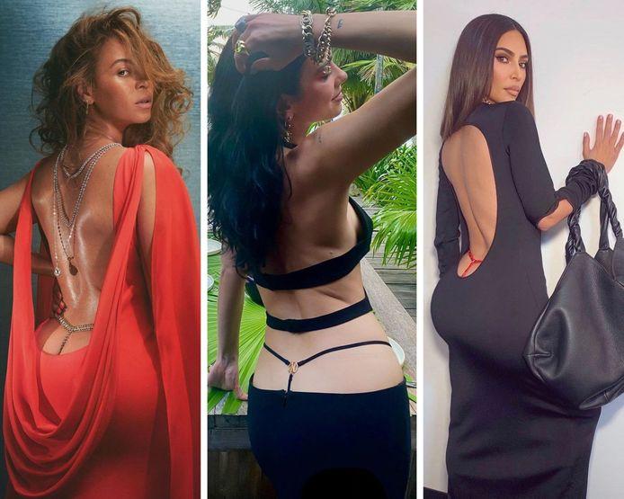 Beyonce, Dua Lipa et Kim Kardashian