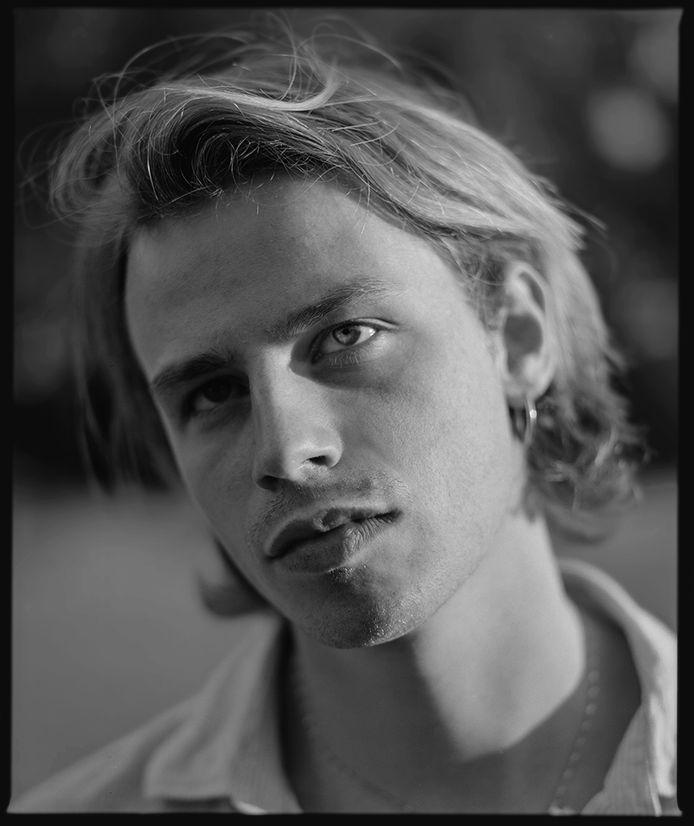 Sam de Nef is een van de beloftevolle artiesten die te horen is op de verzamelplaat.