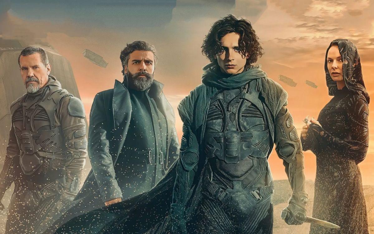 Nouvelle bande-annonce de Dune avec Timothée Chalamet et Zendaya.