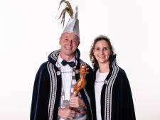Prins Marc d'n Uurste en prinses Susanne heersers van de Peeltuuters in Venhorst