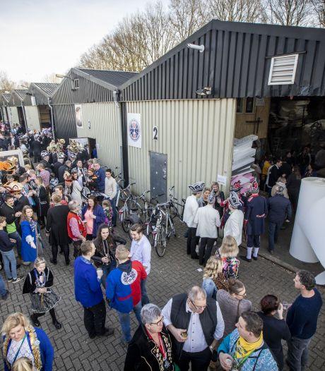 Oldenzaal legt 8,5 ton bij voor zes nieuwe carnavalsloodsen