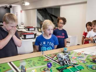 Leer zelf je robot bouwen én programmeren in de bibliotheek van Scherpenheuvel