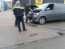 Gewonde bij botsing met drie voertuigen in Nijmegen