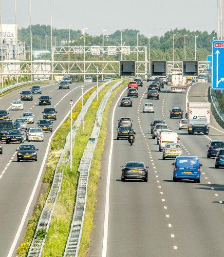 Het is weer drukker op snelwegen, maar waar blijven de files?