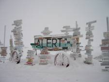 Noordelijkste plaats ter wereld breekt warmterecord: 21 graden Celsius