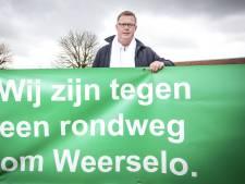 Anti-rondwegactie in Weerselo moet Fons Maathuis (D66) naar pluche leiden