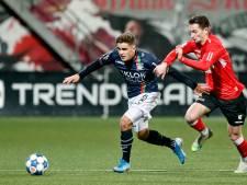 NEC vrijdag eerder tegen Jong PSV